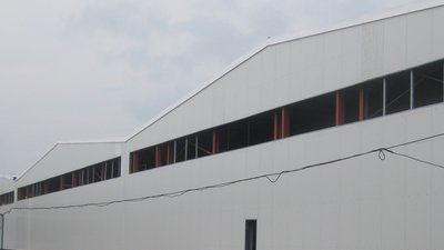 Production and warehouse building 2012
